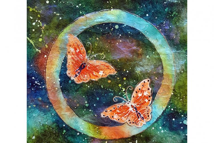 Butterfly Galaxy