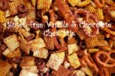 Gluten-free Vanilla & Chocolate Chex Mix
